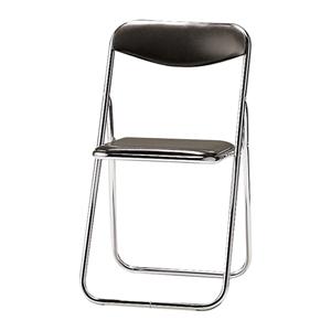 201022500000折畳椅子 メッキ