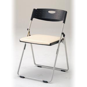 201022590001パイプ椅子_アイボリー