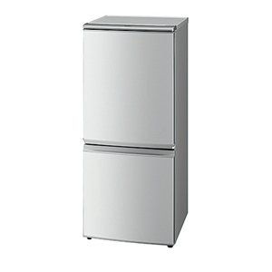 冷蔵庫2ドア 130~139L