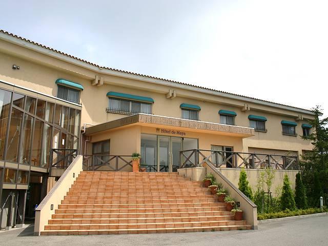 レンタル納入事例 観光宿泊施設(オテル・ド・摩耶)