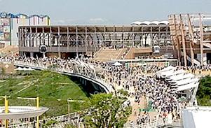 レンタル納入事例 愛・地球博(EXPO'2005AICHI JAPAN)