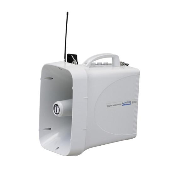 204050000030拡声器床置き型スーパーメガホン