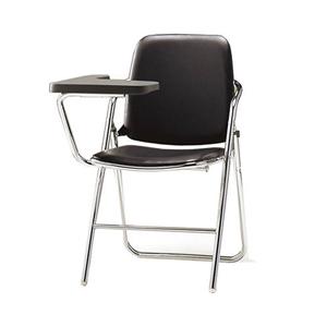 201022500040メモ台付パイプ椅子_ハイグレード