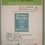 グリーン電力