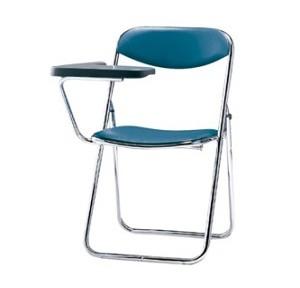 201022500041メモ台付パイプ椅子 スタンダード