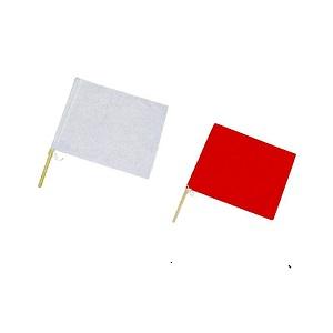 209000000008 手旗 ホワイト