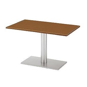 211111132301スクエアテーブル ブラウン EV(SI)