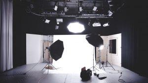 撮影現場の納入事例