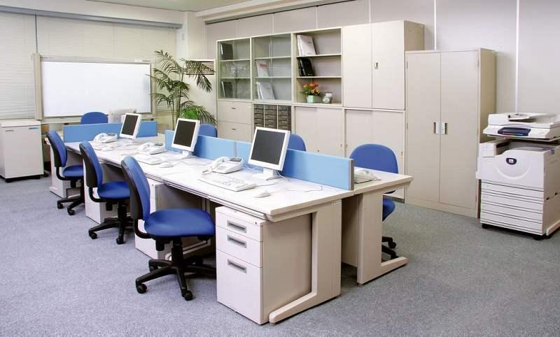 オフィス・現場事務所・各種施設関連の納入事例