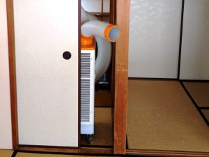 納入事例_お寺の本堂への熱中症対策