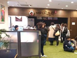 納入事例_学生の想いを形にした芝生カフェ