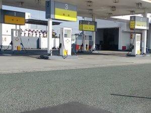 ガソリンスタンド従業員の熱中症対策【スポットクーラーのレンタル事例】