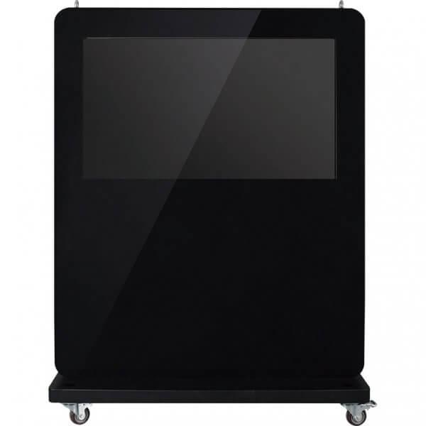 65インチ-屋外用横型サイネージディスプレイ レンタル
