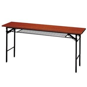 長机(会議テーブル)ハイタイプ W1800×D450×H950 レンタル