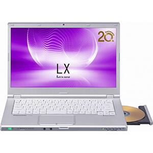 Let_s NOTE CF-LX5PDGVS 14.0インチ Core i5 メモリ8GBSSD256GB レンタル