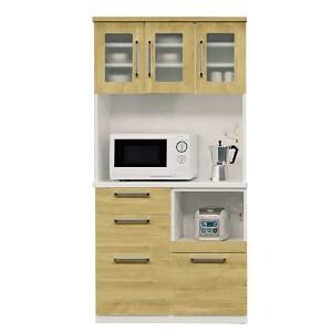 レンタル食器棚オープンW900