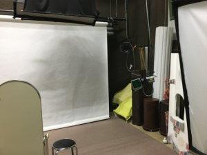写真撮影スタジオの安全衛生対策【オキサイダーの販売事例】