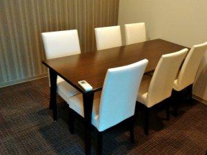 マンションギャラリーの開設準備【接客用家具のレンタル事例】