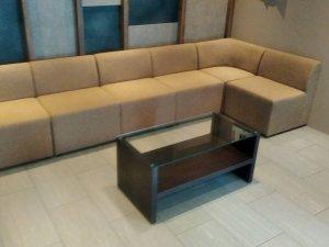 エントランスの家具
