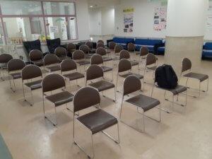 1階_受付・待機場所